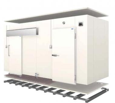 プレハブ冷蔵・冷凍室
